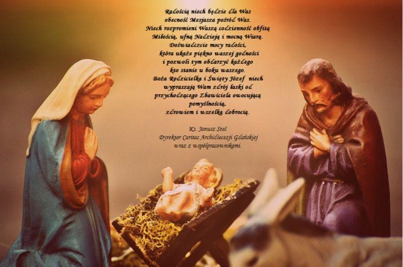 Życzenia świąteczne od CAG 2018