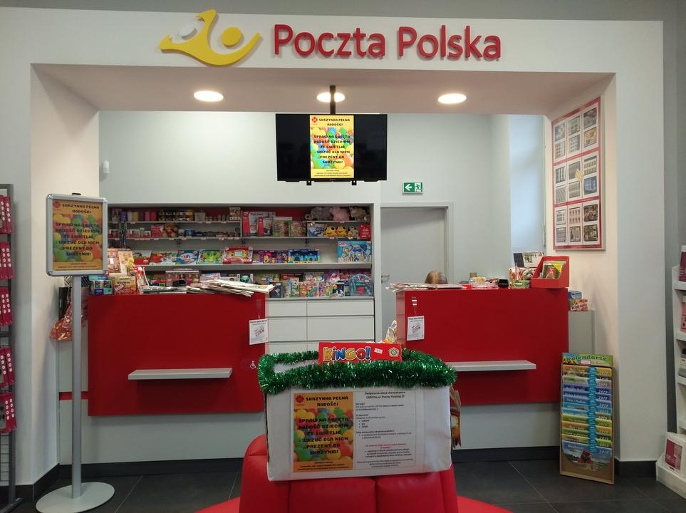 Poczta Polska pomaga św. Mikołajowi