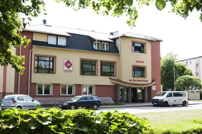 Centrum Pomocowe im. św. Siostry Faustyny