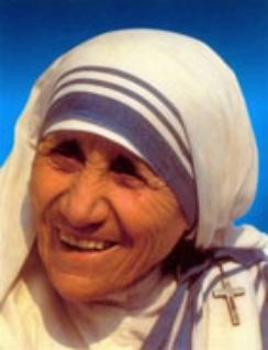Bł. Matka Teresa z Kalkuty