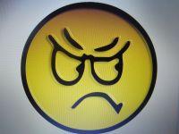 Obraz - złość