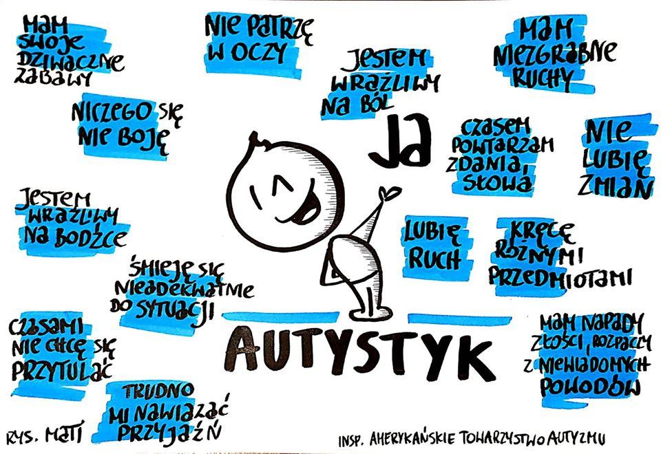 Światowy Dzień Świadomości Autyzmu – Caritas Archidiecezji Gdańskiej